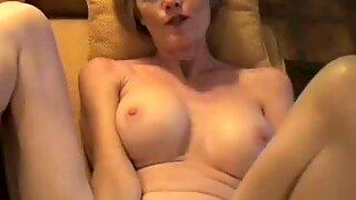 POV Sex With Horny Granny