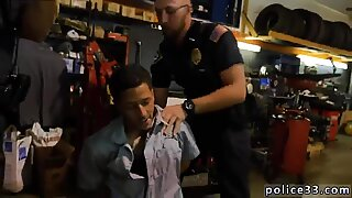 Gay  police male Get screwed by the police